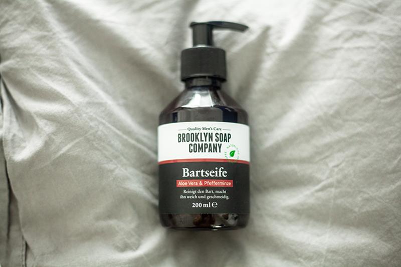 Bartseife