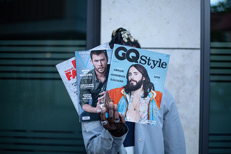 Fashionmagazines
